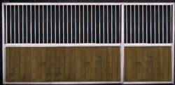 14 ft horse stall side wall