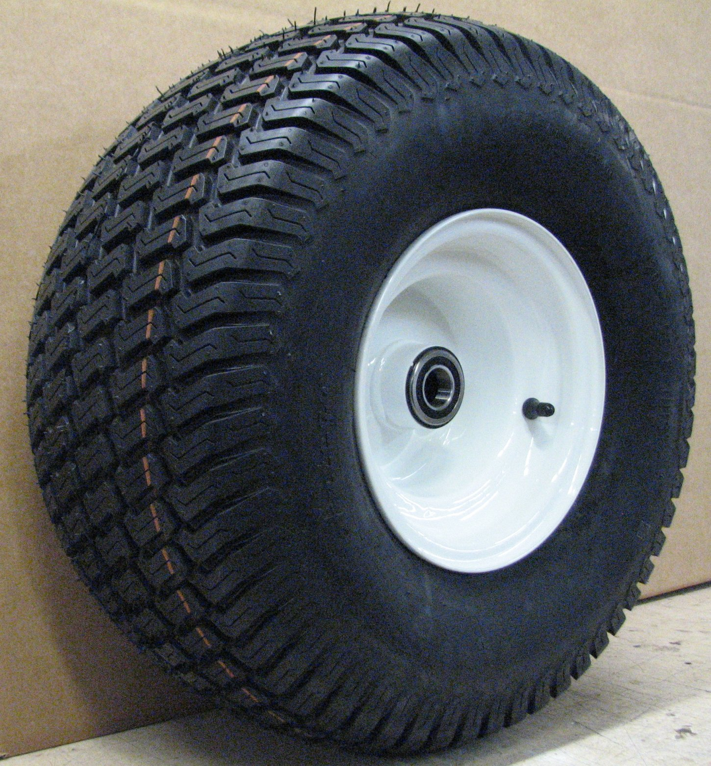 ATV wheel and tire